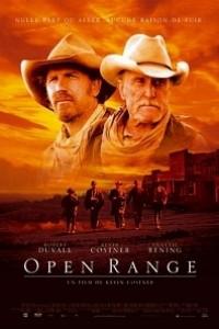 Caratula, cartel, poster o portada de Open Range
