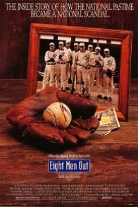 Caratula, cartel, poster o portada de Ocho hombres (Eight Men Out)