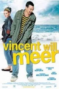 Caratula, cartel, poster o portada de Vincent quiere al mar