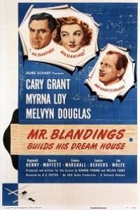 Caratula, cartel, poster o portada de Los Blandings ya tienen casa
