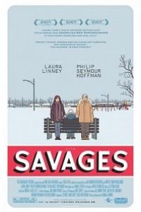 Caratula, cartel, poster o portada de La familia Savages