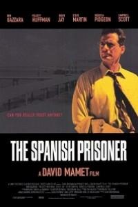 Caratula, cartel, poster o portada de La trama (The Spanish Prisoner)