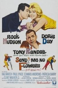 Caratula, cartel, poster o portada de No me mandes flores