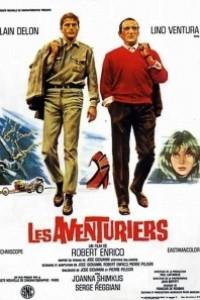 Caratula, cartel, poster o portada de Los aventureros (Tres aventureros)