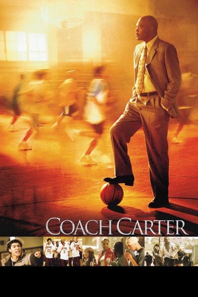Caratula, cartel, poster o portada de Coach Carter (Entrenador Carter)