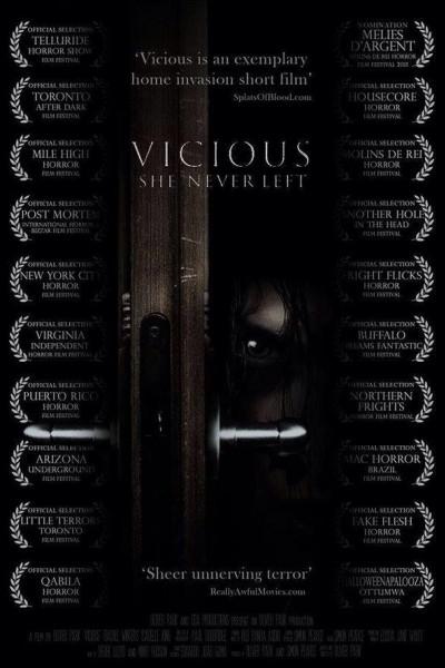 Caratula, cartel, poster o portada de Vicious