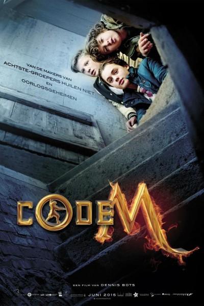 Caratula, cartel, poster o portada de Code M