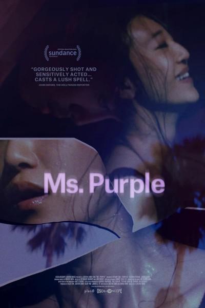 Caratula, cartel, poster o portada de Ms. Purple