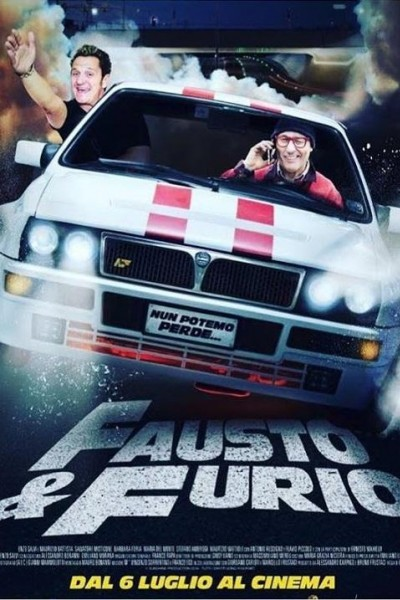 Caratula, cartel, poster o portada de Fausto & Furio - Nun potemo perde