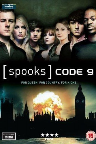Caratula, cartel, poster o portada de Spooks: Code 9