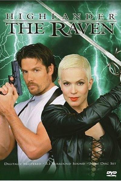 Caratula, cartel, poster o portada de Highlander: The Raven