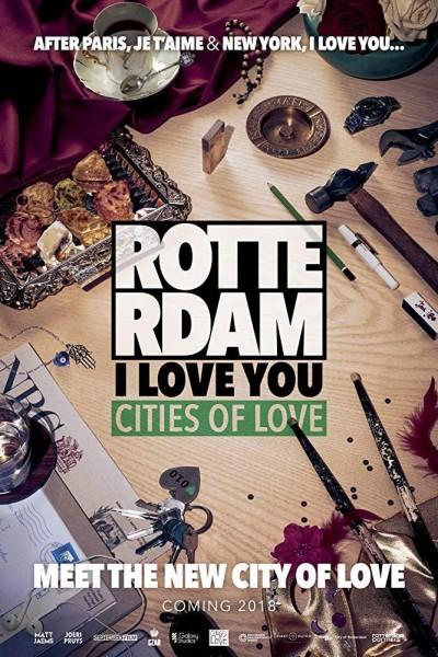 Caratula, cartel, poster o portada de Rotterdam, I Love You