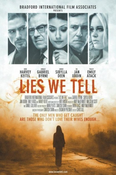 Caratula, cartel, poster o portada de Lies We Tell