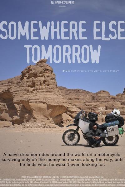 Caratula, cartel, poster o portada de Somewhere Else Tomorrow