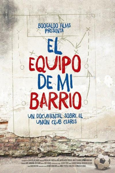 Caratula, cartel, poster o portada de El equipo de mi barrio