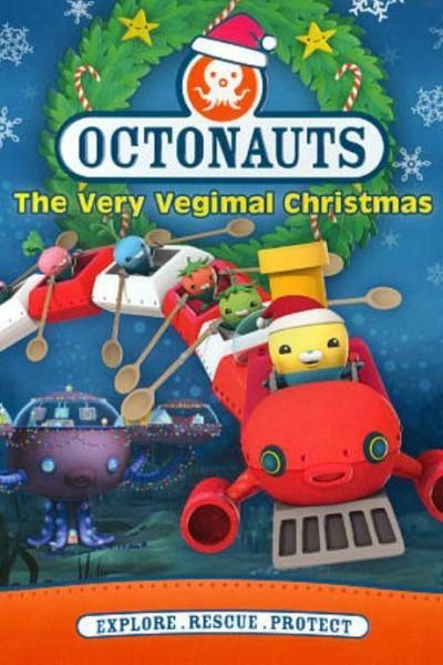 Caratula, cartel, poster o portada de Los Octonautas y la Navidad vegimal