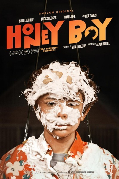 Caratula, cartel, poster o portada de Honey Boy