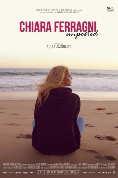 Caratula, cartel, poster o portada de Chiara Ferragni: Unposted