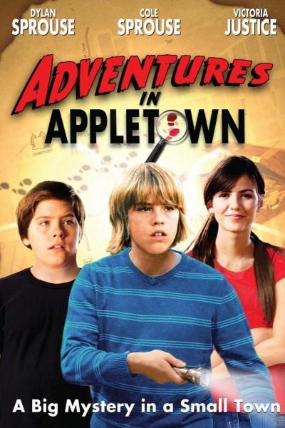 Caratula, cartel, poster o portada de Adventures in Appletown