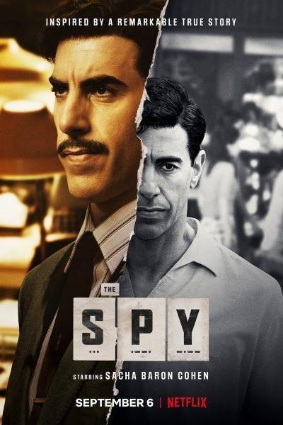 Caratula, cartel, poster o portada de The Spy