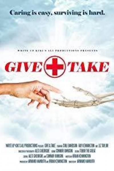 Caratula, cartel, poster o portada de Give + Take