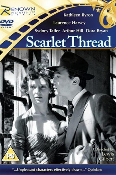 Caratula, cartel, poster o portada de Scarlet Thread
