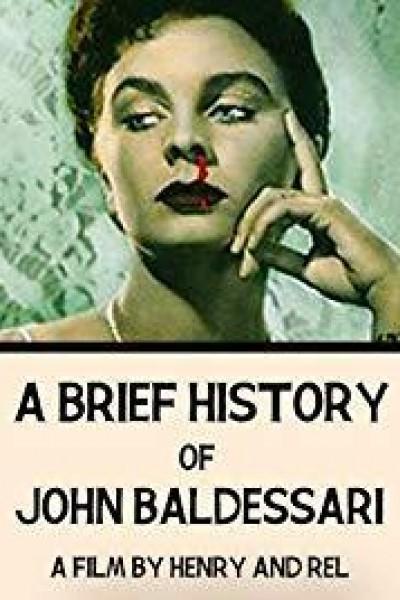 Caratula, cartel, poster o portada de A Brief History of John Baldessari