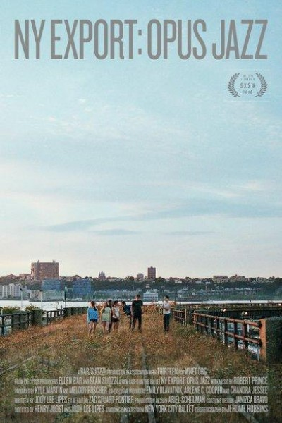 Caratula, cartel, poster o portada de NY Export: Opus Jazz