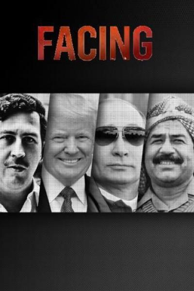 Caratula, cartel, poster o portada de Facing