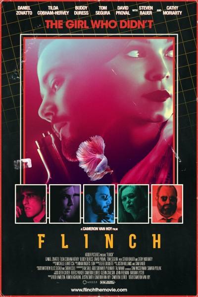 Caratula, cartel, poster o portada de Flinch