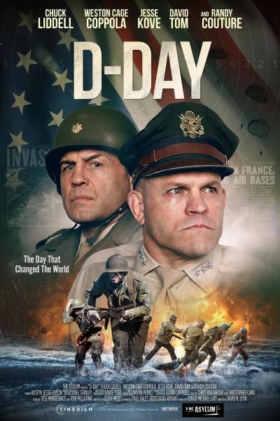 Caratula, cartel, poster o portada de D-Day