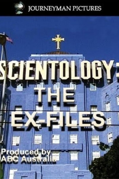 Caratula, cartel, poster o portada de Scientology: The Ex-Files