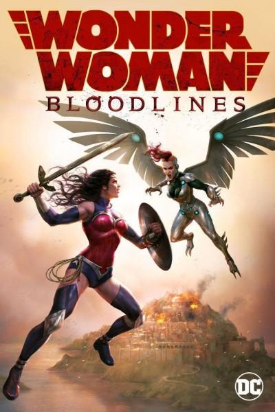 Caratula, cartel, poster o portada de Wonder Woman: Bloodlines
