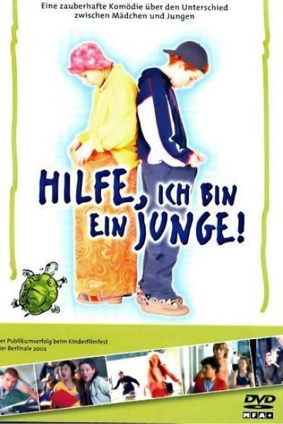Caratula, cartel, poster o portada de Help, I\'m a Boy!