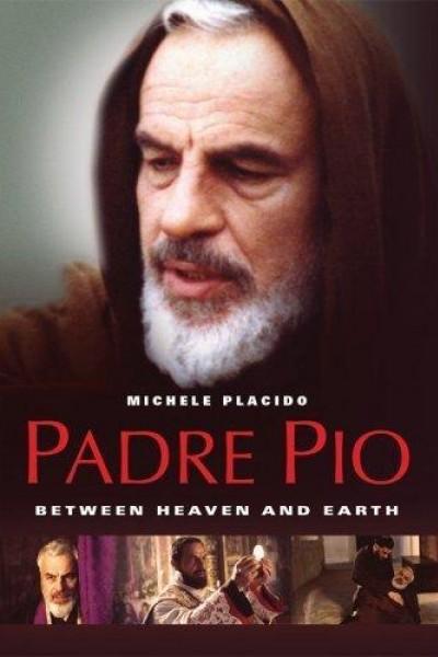 Caratula, cartel, poster o portada de Padre Pio: Tra cielo e terra
