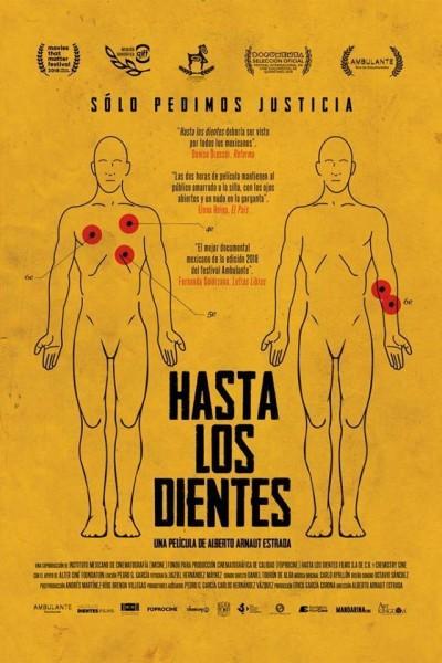 Caratula, cartel, poster o portada de Hasta los dientes