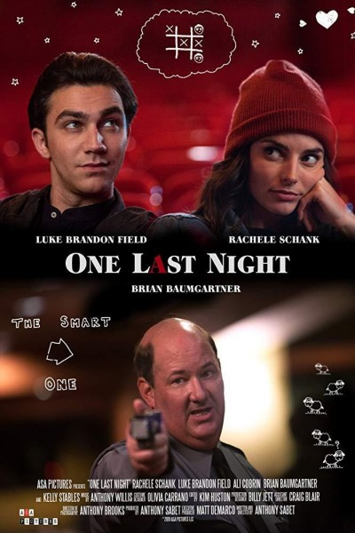 Caratula, cartel, poster o portada de One Last Night