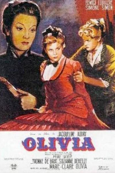 Caratula, cartel, poster o portada de Olivia