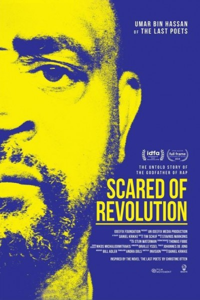 Caratula, cartel, poster o portada de Scared of Revolution