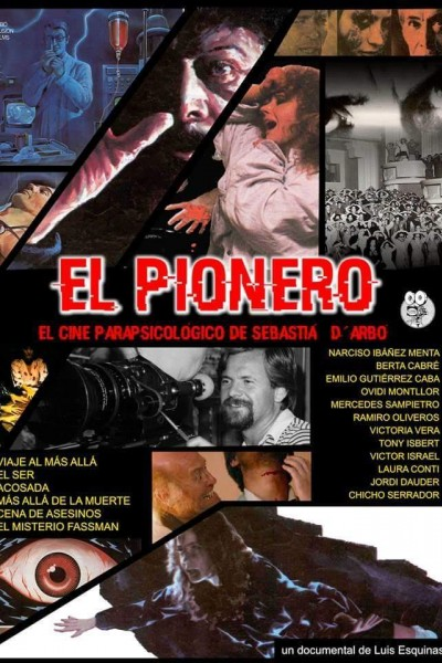 Caratula, cartel, poster o portada de El pionero. El cine parapsicológico de Sebastiá D'Arbó