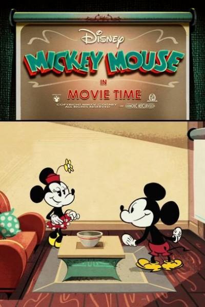 Caratula, cartel, poster o portada de Mickey Mouse: Cine en casa
