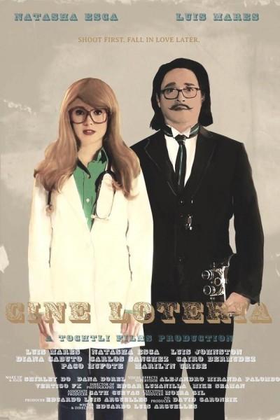 Caratula, cartel, poster o portada de Cine lotería