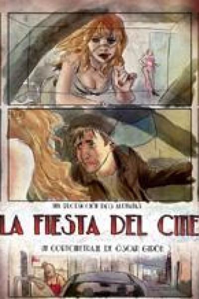 Caratula, cartel, poster o portada de La fiesta del cine