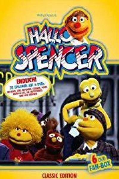 Caratula, cartel, poster o portada de Hola, Spencer