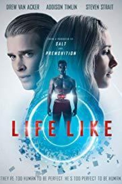 Caratula, cartel, poster o portada de Life Like