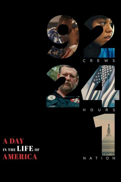Caratula, cartel, poster o portada de A Day in the Life of America