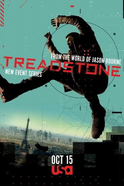 Caratula, cartel, poster o portada de Treadstone