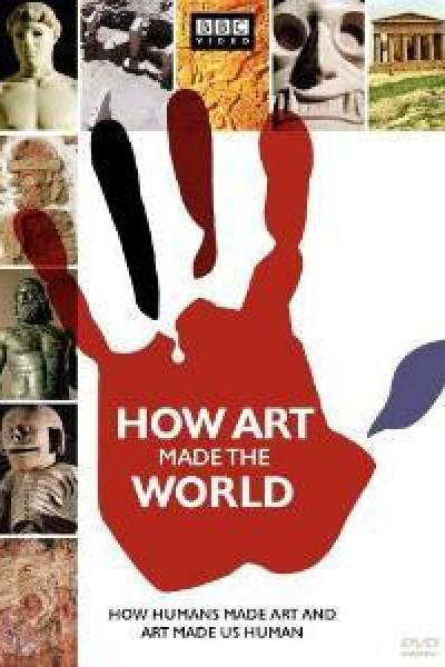 Caratula, cartel, poster o portada de El arte crea el mundo