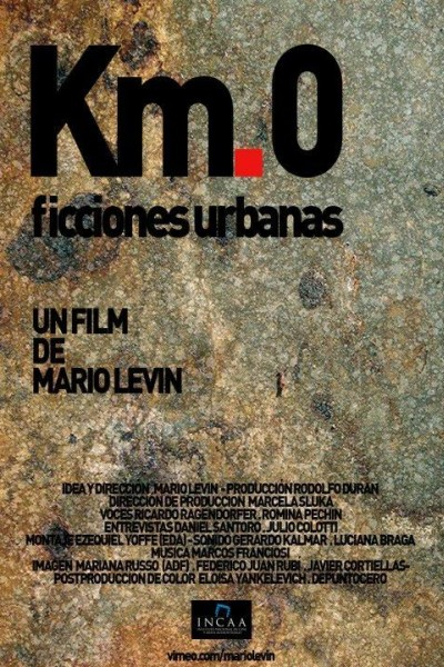 Caratula, cartel, poster o portada de KM 0 Ficciones urbanas