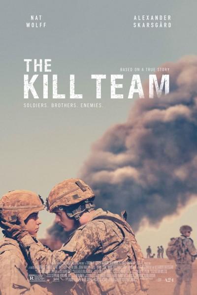 Caratula, cartel, poster o portada de Escuadrón de la muerte
